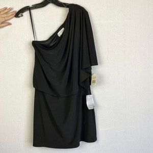 JESSICA SIMPSON One Shoulder Dress NWT